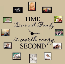 Time Spent With Family is Worth Every Second #3 - $14.40