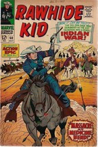 RAWHIDE KID #60 (1967) Marvel Comics VG+ - $12.86
