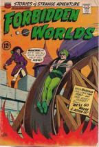 FORBIDDEN WORLDS #135 (1966) ACG Comics MAGICMAN VG+ - $9.89