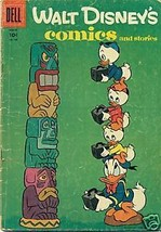 WALT DISNEY'S COMICS & STORIES #186 (1956) Dell Barks - $9.89
