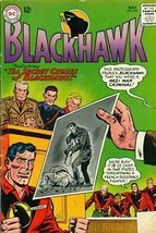 BLACKHAWK #208 (1965) DC Comics VG-F- - $19.79
