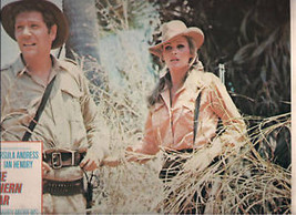 SOUTHERN STAR Ursula Andress Welles (1969)  Lobby Card - $9.89