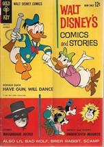 WALT DISNEY'S COMICS & STORIES #278 (1963) Gold Key Comics ZORRO VG+ - $9.89