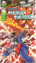 MASKED WARRIOR X lot (2) issues #1 & #2 (1996>) Antarctic Press comics - $9.89