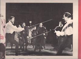 THE MAN CALLED EL GRECO Mel Ferrer (1966)  Lobby Card - $9.89