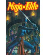 NINJA ELITE run (4) #1 #2 #3 #4 (1987) Adventure Comics FINE- - $9.89
