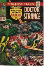 Strange Tales #155 (1967) Marvel Comics Jim Steranko Shield Severin Fine - $29.69