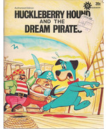 HUCKLEBERRY HOUND And The Dream Pirates (1972) Unisystems Book - $9.89