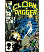 CLOAK & DAGGER lot of (3) issues #1 #2 #3 (1985) Marvel Comics FINE - $9.89