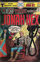 WEIRD WESTERN TALES #30 (1975) DC Comics JONAH HEX - $9.89