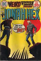 WEIRD WESTERN TALES #24 (1974) DC Comics JONAH HEX - $9.89