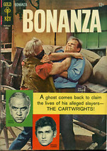 BONANZA #19 (1966) Gold Key Comics VG+ - $24.74