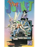 PIXY JUNKET run (5) #2 #3 #4 #5 #6 (1993>) Viz Comics FINE - $9.89