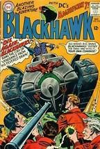 BLACKHAWK #213 (1965) DC Comics VG+ - $14.84
