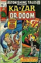 ASTONISHING TALES #4 (1971) Marvel Comics Smith & Wood~ - $9.89