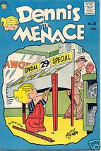 DENNIS THE MENACE #33 (1959) Hallden Comics ~ - $9.89
