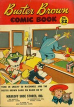BUSTER BROWN COMIC BOOK #32 Reed Crandall Interplanetary Police vs Space... - $49.49
