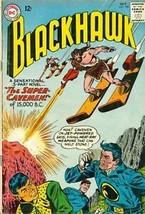 BLACKHAWK #189 (1963) DC Comics VG+ - $19.79