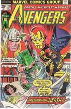 THE AVENGERS #139 (1975) Marvel Comics VG+/FINE- - $9.89
