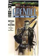 GRENDEL TALES lot of (4) Devils & Deaths & Midst (1994) Dark Horse Comic... - $9.89