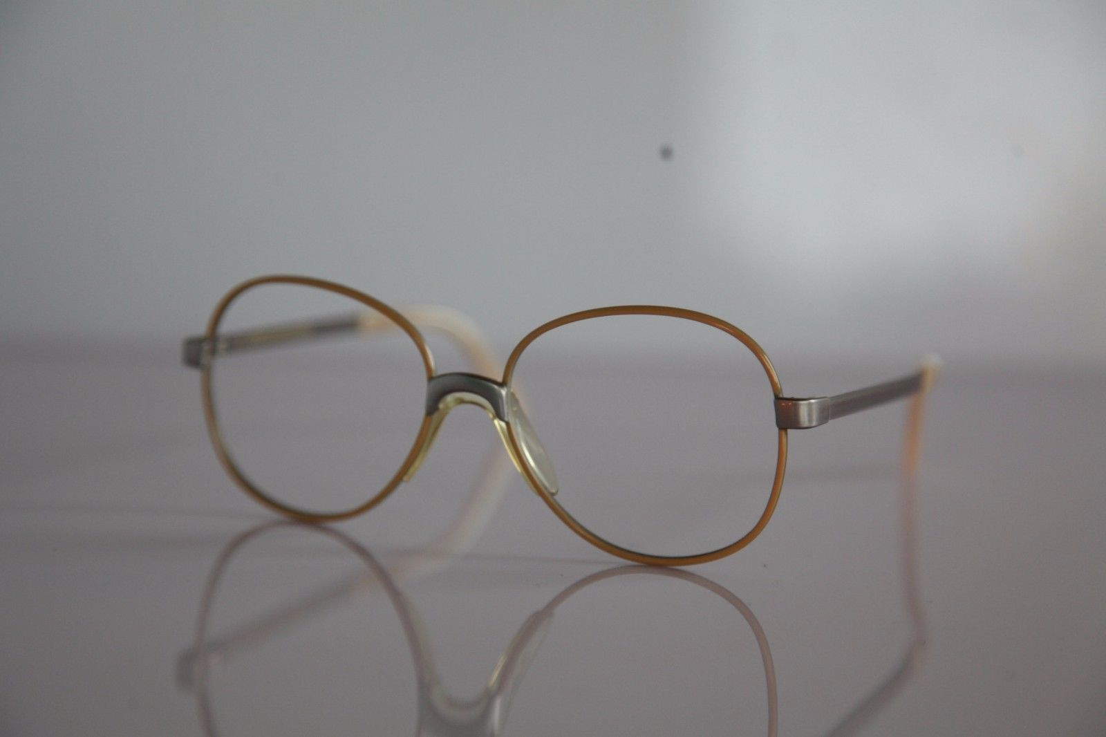 Vintage RODENSTOCK Eyewear, Silver Frame,  RX-Able Prescription lenses. Germany