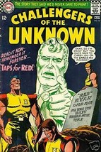 CHALLENGERS OF THE UNKNOWN #55 (1967) DC Comics    4.0 - $9.89