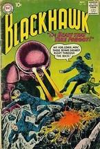 BLACKHAWK #154 (1960) DC Comics VG - $24.74