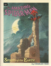 Amazing Spider Man Spirits Of The Earth (1990) Marvel Comics Hc Gn 1st By C Vess - £29.58 GBP
