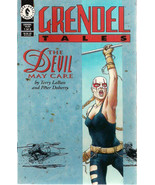 GRENDEL TALES lot (4) The Devil May Care #1-2-3-4 (1995) Dark Horse Comi... - $9.89