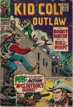 KID COLT OUTLAW #137 (1967) Marvel Comics western VG/VG+ - $9.89