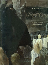 Batman Night Cries Scott Hampton (1992) Dc Comics Hc Gn - $24.74
