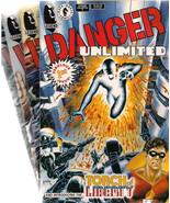 DANGER UNLIMITED run (4) #1 #2 #3 #4 (1994>) Dark Horse Comics FINE - $9.89