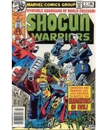 SHOGUN WARRIORS #2 (1978) Toei / Mattel / Marvel Comics - $9.89