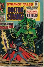 Strange Tales #162 (1967) Marvel Comics Capt America Steranko Shield Vg+/F  - $29.69