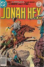 JONAH HEX #2 (1977) DC Comics VERY GOOD+   ~ - $24.74