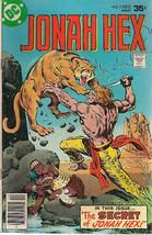 JONAH HEX #7 (1977) DC Comics The Secret  VERY GOOD+  ~ - $24.74