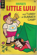Marge's LITTLE LULU & TUBBY #197 At Summer Camp (1970) Gold Key Comics VG+ - $14.84