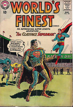 WORLD'S FINEST COMICS #140 (1964) DC Comics last GA Superman-Batman VG+ - $24.74