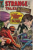 STRANGE TALES #129 (1965) Marvel Comics Ditko Doctor Strange Human Torch VG+ - $49.49