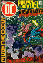 SHOWCASE #84 Nightmaster (1969) DC Comics signed by Berni Wrightson  VG-... - $49.49