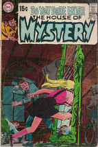 HOUSE OF MYSTERY #182 (1969) DC Comics Neal Adams cover Alex Toth story ... - $24.74