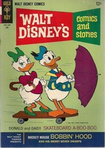 WALT DISNEY'S COMICS & STORIES lot (5) #301-305-309-311-312 (60s) Gold K... - $24.74