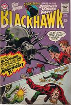 BLACKHAWK #217 (1966) DC Comics Very Good+ - $9.89