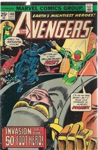 AVENGERS #140 (1975) Marvel Comics VG+/FINE- - $9.89