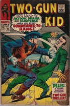 TWO-GUN KID #90 (1967) Marvel Comics western VG+ - $9.89