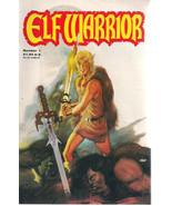 ELF WARRIOR #1 #2 & BADAXE #1 lot of (3) issues (1987) Adventure Comics ... - $9.89