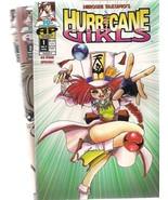 HURRICANE GIRLS lot (3) issues #1 #2 #3 (1995>) Antarctic Press comics - $9.89
