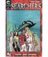 THE SEARCHERS lot of (3) issues #1 #3 #4 (1996) Caliber Comics - $9.89