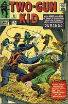TWO-GUN KID #83 (1966) Marvel Comics VG+ - $9.89