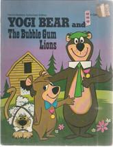YOGI BEAR and The Bubble Gum Lions (1974) Unisystems color SC - $9.89